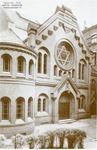 Berlin Synagogue Postcard