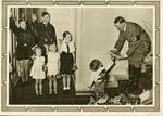 Real Photo Postcard of Adolf Hitler