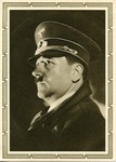 Real Photo Postcard of Adolf Hitler