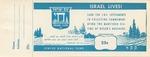 Jewish National Fund Israel Lives Ticket
