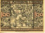 Anti-Semitic Notgeld German Currency