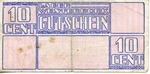 Lagergeld Money from Westerbork, East Netherlands