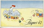 Anti-Semitic Nazi Easter Postcard