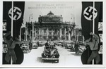 Postcard with Die for