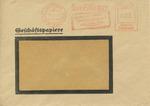 Der Stürmer Envelope