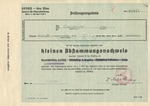 Certificate of Pure Aryan Descent
