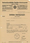 Robert Bittner Attestation Document