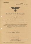 Robert Bittner Pledge Document