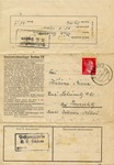 Letter from Dachau Prisoner