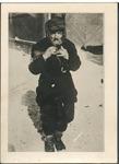 Jewish Man Wearing Armband