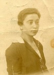 Irene Erdheim, a Jewish Woman from Vienna, Austria