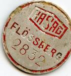 HASAG Flossberg Pin