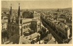 Postcard from Vichy, Franked with French Stamps Issued Under Occupation and Cancelled with Vichy Post Office Cancel