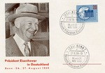Post-War Postcard: Eisenhower in Germany