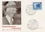 Post-War Postcard: Eisenhower in Germany
