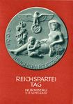 Reichsparteitag (National Party Convention) Postcard