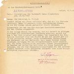 J.A.Topf & Sohne Letter