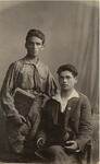 Hashomer Hatzair:Young Men Holding Book and Hat