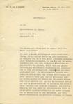 Karl Gebhardt (1897-1948) Letter to Rudolf Hess