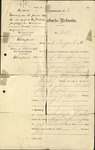 Birth Certificate of Leo Jacobsohn