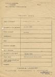 Death Certificate of Leo Jacobsohn
