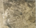 U.S. Army Air Force Aerial Photo of Dachau Concentration Camp From Photo Recon Airman