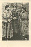 Third Reich Racial Purity Real Photo Postcard of Women with Disabilities