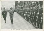 Postcard Commemorating Reichsparteitag in Nuremberg