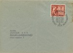 German Cover Commemorating 20th Anniversary of Munich