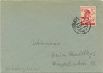 German Cover Commemorating 21st Anniversary of the Munich Uprising