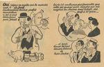 French Anti-Semitic Cartoon Leaflet