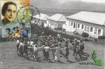 Recha Freier Israeli Commemorative Postcard