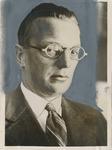 Press Photograph of Arthur Seyss-Inquart
