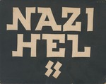 Nazi Hel' Published by Van Holkema and Warendorf in Amsterdam