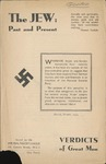 The Jew: Past and Present. Verdicts of Great Men' by Arnold Spencer Leese