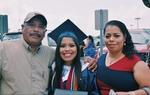 Abel Ramirez (Dad), Celeste Ramirez Diaz, Amilza Diaz (Mom), High School Graduation (May 2018) by Celeste Ramirez Diaz