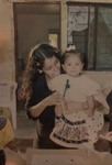 Amilza Diaz (mom) & Celeste Ramirez Diaz, 7 months old; Reynosa, Tamulipas, Mexico by Celeste Ramirez Diaz