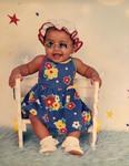 Celeste Ramirez Diaz, 6 months old, Reynosa, Tamaulipas, Mexico (2000) by Celeste Ramirez Diaz