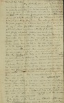 Letter to Dudley and Alice Chase by Philander Chase