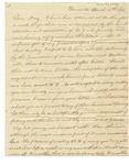 Letter to Mary Steinhaurer
