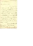 Letter to Dr MacBride