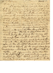 Letter to Dr Wetmore by Philander Chase