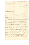 Letter to Lord Gambier