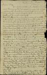 Letter to Olivea Chase