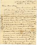 Letter to Miss Duff Macfarlane