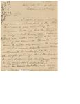Letter to Mr. Babington