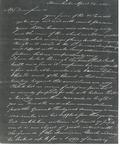 Letter to Philander Chase