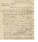 Letter to Lady Rosse