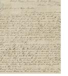 Letter to Bishop Bowen
