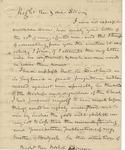 Letter to Bishop Skinner